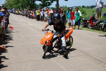 Yahama mio - x racing