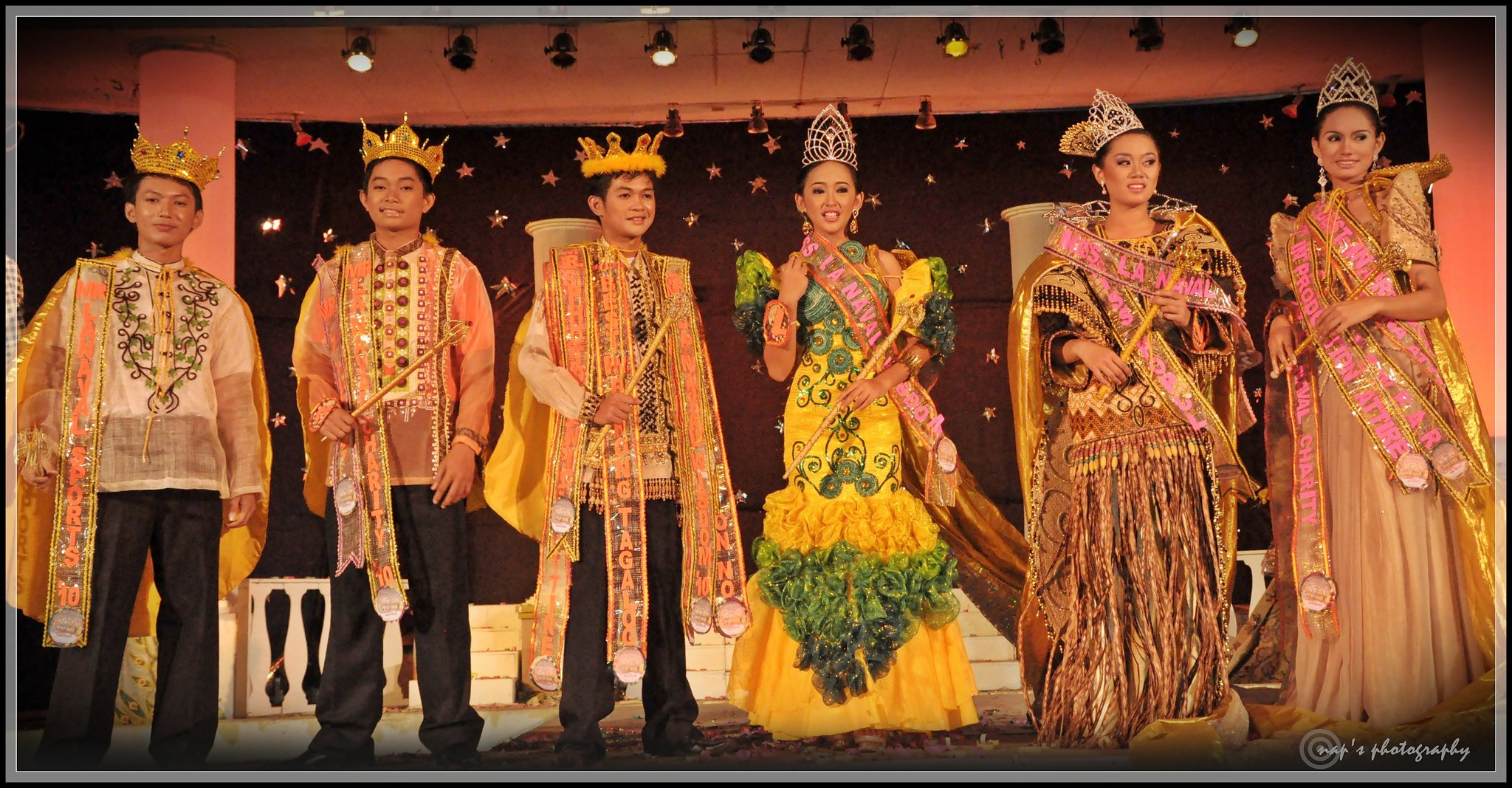 Mr. and Ms. CSN 2010