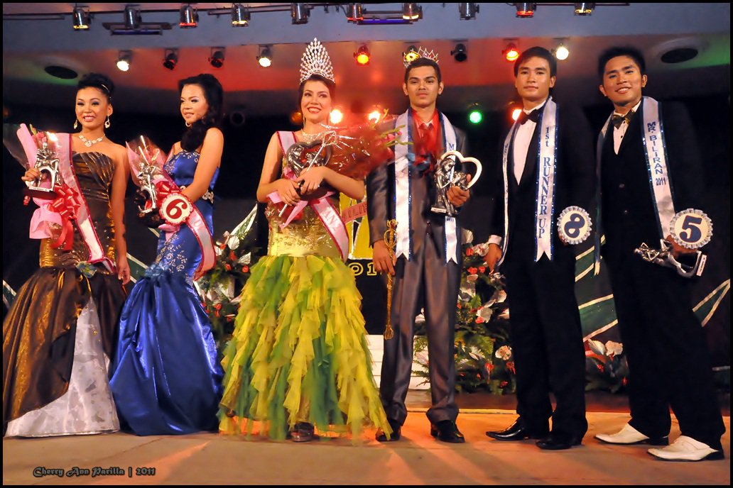 Mr. and Ms. Biliran 2011