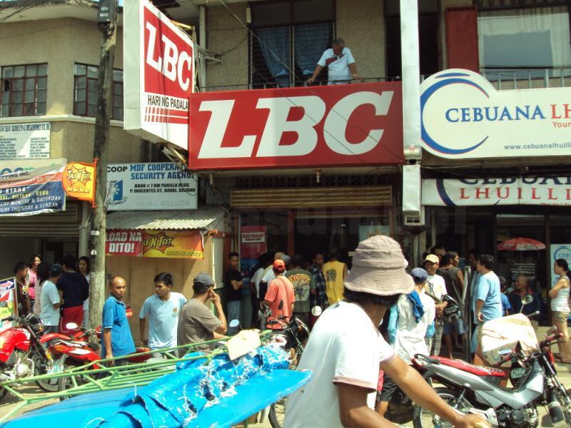 LBC Naval robbed