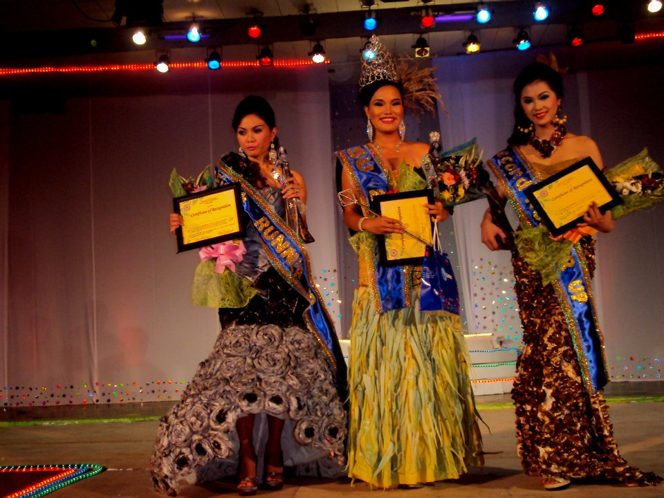 Rosemarie Sandigan is Miss NSU 2011