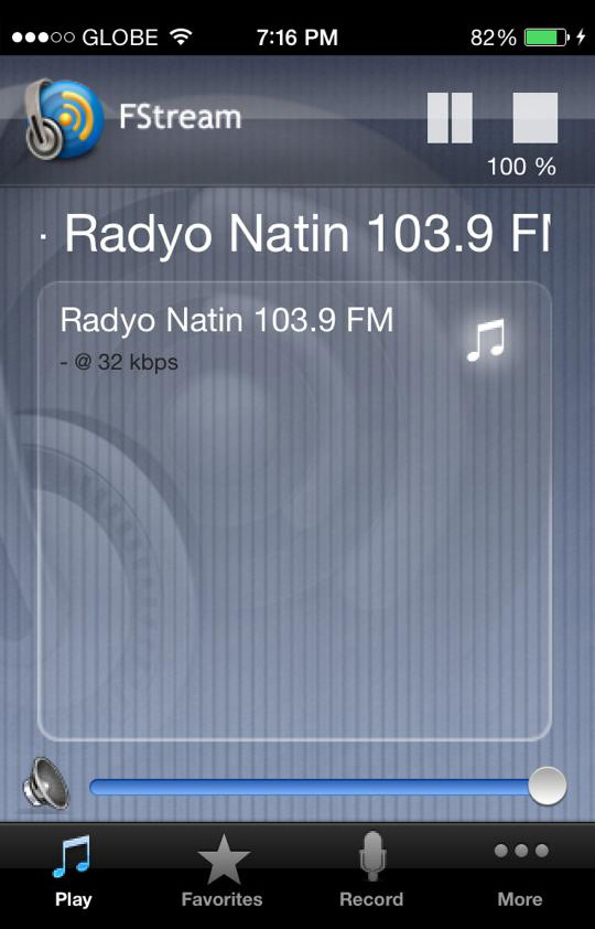 Radyo Natin 103.9 FM Naval Live Stream