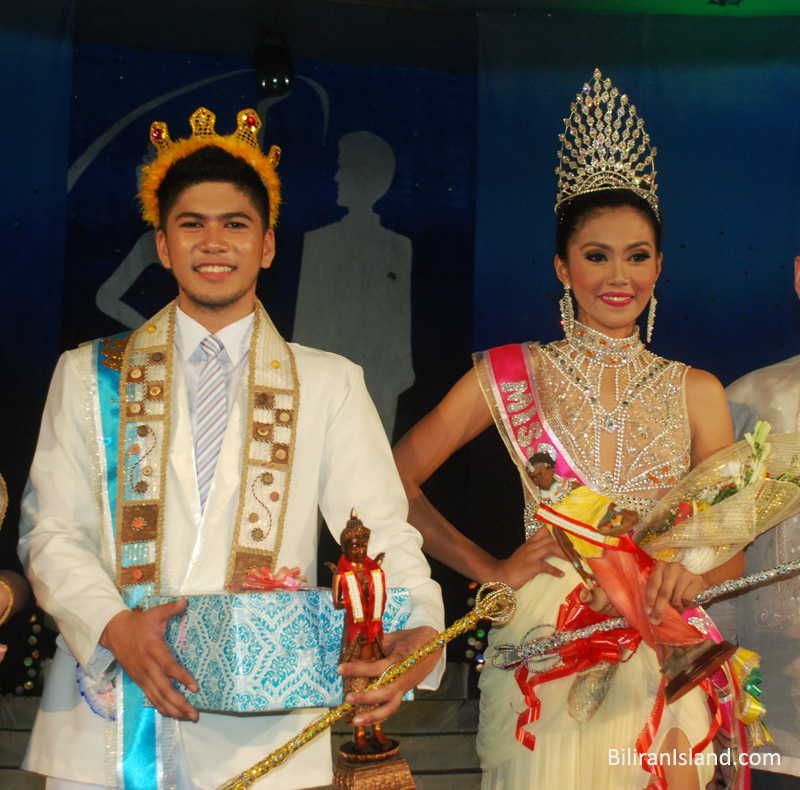 Palencia, Gler reigns Mr. & Ms. NSU 2012