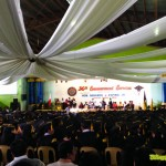 1,512 graduates join 36th NSU commencement exercises