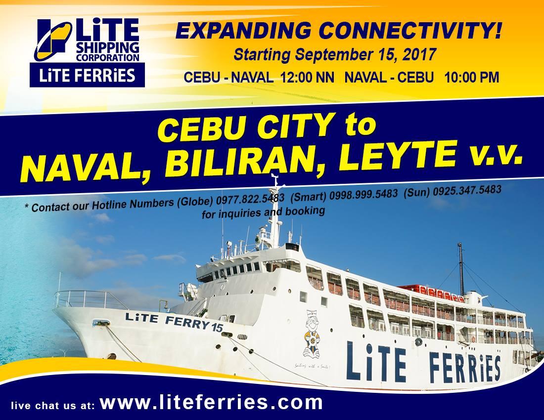 LF 15 - Lite Ferries.