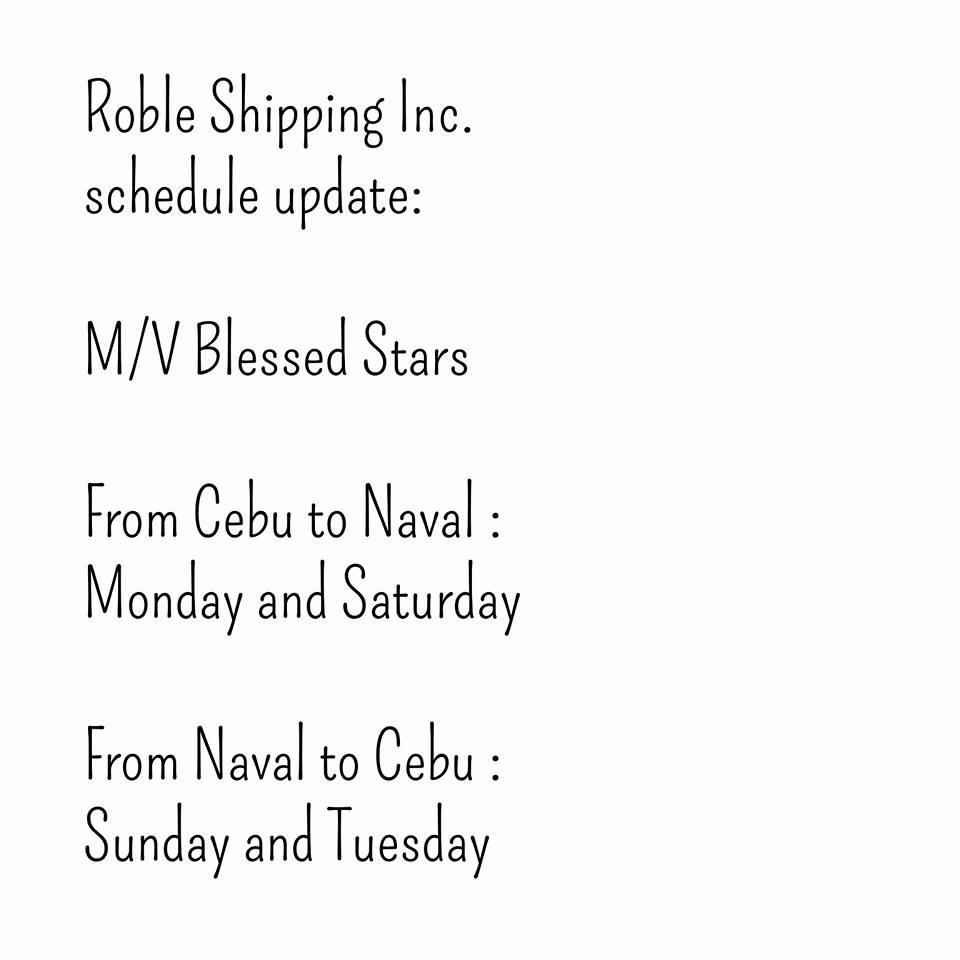 Roble-Cebu-Naval