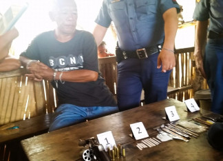 Romeo Roble, Sr., a resident of Sitio San Roque in Barangay Larrazabal, Naval, Biliran.