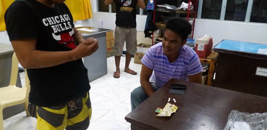 Ebit was arrested at 9:45 PM on May 1, 2016 in Daro, Almeria, Biliran.