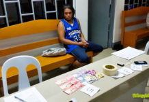 Jan Michael Manacap, the alleged drug pusher