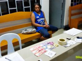 Jan Michael Manacap, the alleged drug pusher