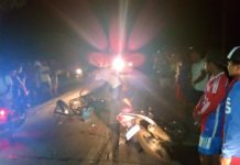 Motorcycle Accident. Photo from Ghavi Anasco