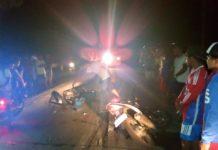 Motorcycle Accident. Photo from Ghavi Anasco