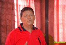 Caibiran Mayor Laloy Maderazo is suspended for 9 months by the Ombudsman.