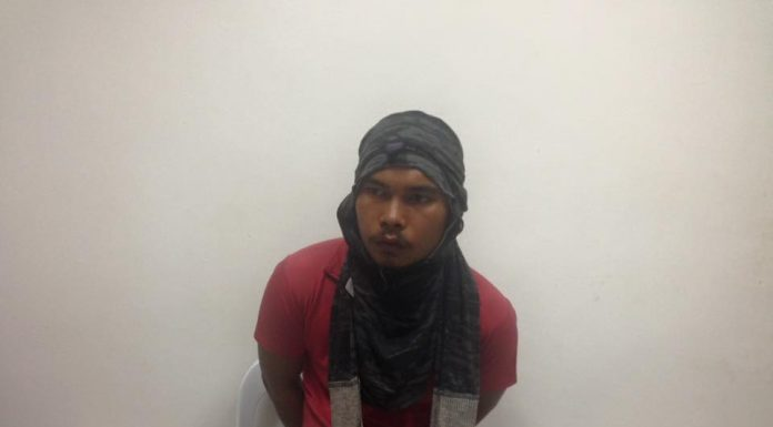 6 alleged victims point to Ronald Santos, 23 yrs old, from Culaba town as the suspected rapist.