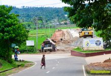 Biliran Diversion Road