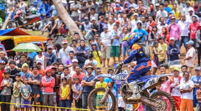 Motocross Cup in Naval, Biliran. Photo by Dwight Anthony Tan Inchoco