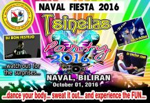 Tsinelas Party 2016