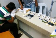 A suspected drug pusher was arrested in anti-illegal drug operations in Naval, Biliran on Friday, September 30, 2016
