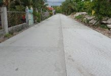 P45M Circumferential Road Project in Higatangan Island, Nava, Biliran is already completed. However, there is still remaining quantity for item 311 since the access road from warf leading to the cirumferential road is still a gravel road. The local officials had requested to Biliran DEO to place the remaining item to said Road. This request is now for approval in the Regional Office. Project is temporarily suspended until such request will be approved, and subsequently time extension will be given.