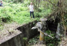 Old well drilled by EDC on Biliran Island, 2013 (source: ThinkGeoEnergy)