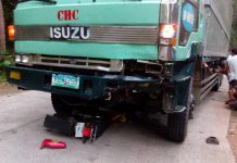 2 dead in Culaba accident. Photo by Juvy Rosaros