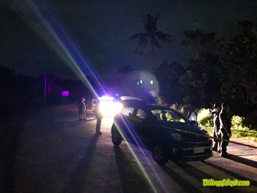 Riding in tandem shoots US citizen in Biliran