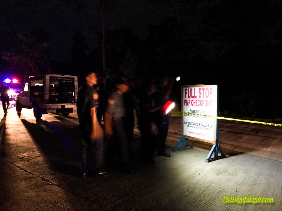 Riding in tandem shoots US citizen in Biliran