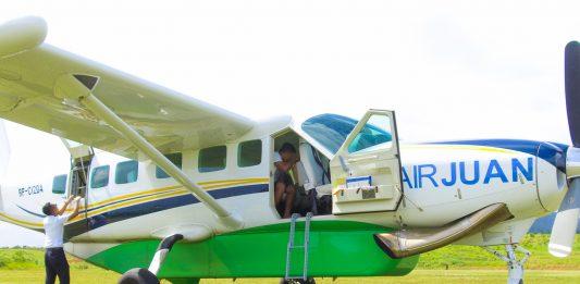 Biliran flight has landed. Photo by Jalmz