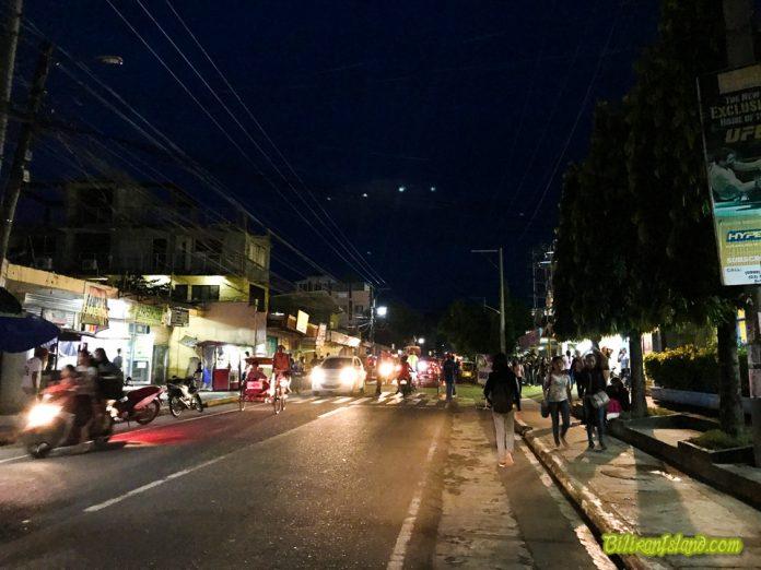 Electricity in Biliran restored at 5:48 pm.