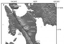 Central Leyte Fault Line